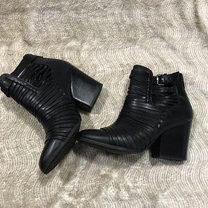 "Sam Edelman ""Talon"" Boots Black 8.5"